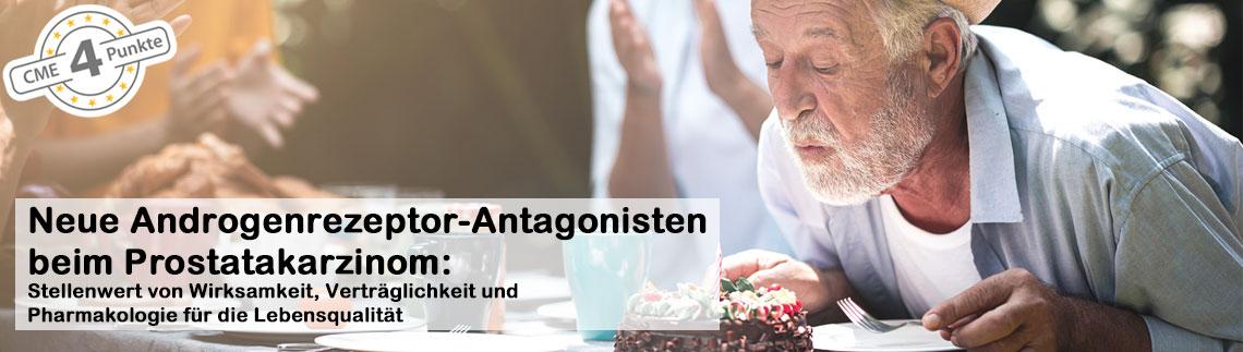 Neue Androgenrezeptor-Antagonisten beim Prostatakarzinom: Stellenwert von Wirksamkeit, Verträglichkeit und Pharmakologie für die Lebensqualität