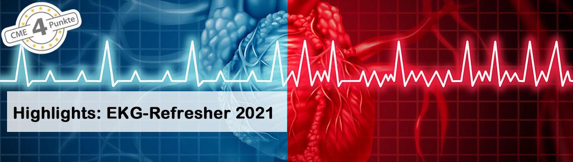 Highlights: EKG-Refresher 2021