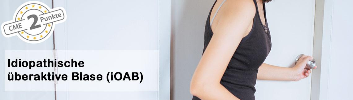 Idiopathische überaktive Blase (iOAB)