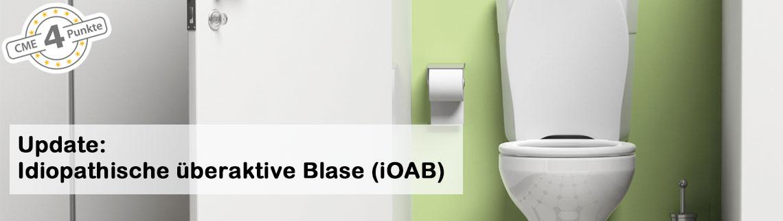 Update: Idiopathische überaktive Blase (iOAB)