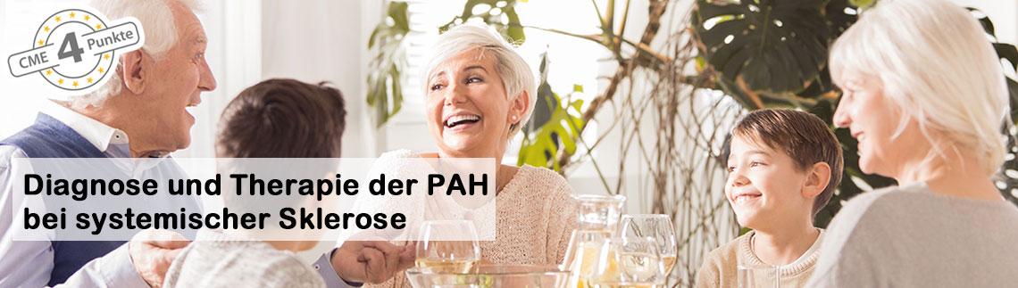 Diagnose und Therapie der PAH bei systemischer Sklerose